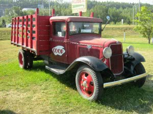 Ford Truck 34 6 bb