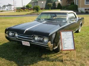 Oldsmobile Cutlass 67 7 bb
