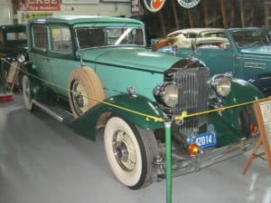 Packard 33 3 bb