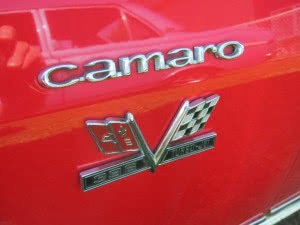 Chevrolet Camaro 67 n21 d3