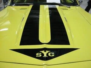 Chevrolet Camaro 69 n30 d3a