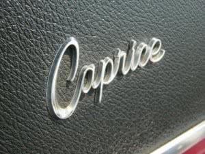 Chevrolet Caprice 67 n2 d3