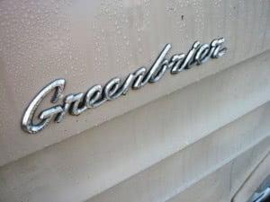 Chevrolet Z Corvair Greenbrier 63 n1 d3