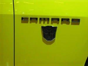Chevrolet camaro 110 n4 d3