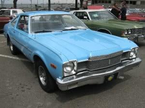 Dodge Aspen 77 5 bb