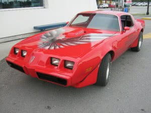 Pontiac Firebird 78 12 bb