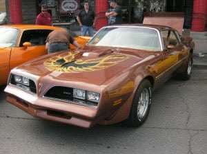 Pontiac Firebird 78 16 bb