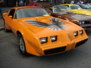 Pontiac firebird 79 4 bb