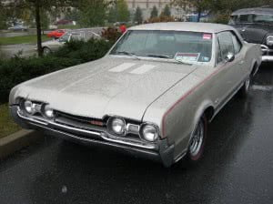 Oldsmobile 442 67 4 bb