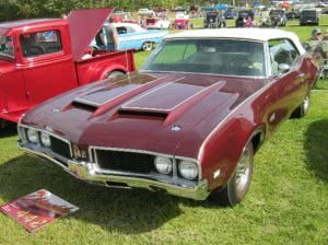Oldsmobile 442 69 7 bb