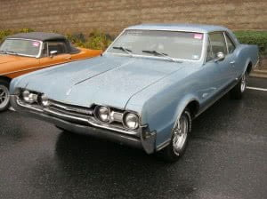 Oldsmobile Cutlass 67 8 bb