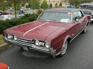 Oldsmobile Cutlass 67 9 bb