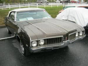 Oldsmobile Cutlass 69 7 bb