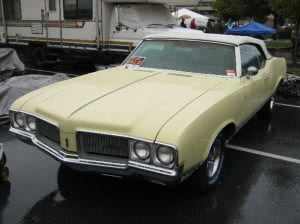 Oldsmobile Cutlass 70 7 bb