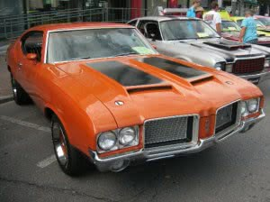 Oldsmobile Cutlass 71 1 bb
