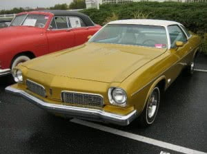 Oldsmobile Cutlass 73 5 bb
