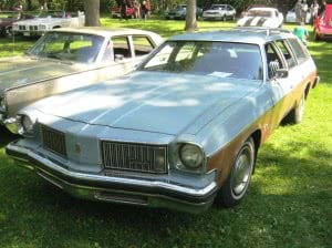 Oldsmobile Cutlass 75 4 bb