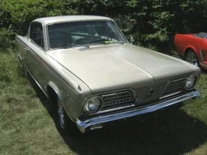 Plymouth Barracuda-1