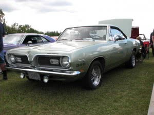Plymouth Barracuda-3