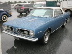 Plymouth Barracuda 67