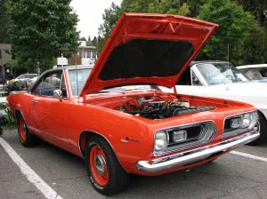 Plymouth Barracuda-7