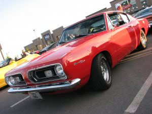 Plymouth Barracuda-8