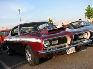 Plymouth Barracuda-9