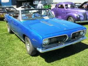 Plymouth Barracuda67