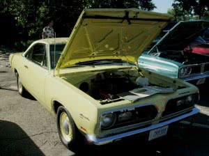 Plymouth Barracuda69