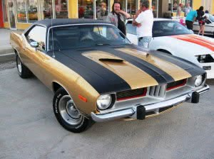 Plymouth Barracuda74