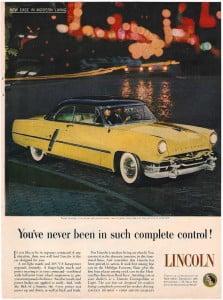 1953 Lincoln