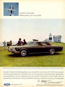 1966 Lincoln
