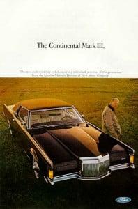 1968 Lincoln