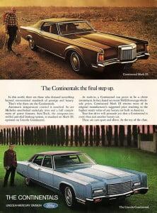 1971 Lincoln