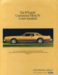 1974 Lincoln