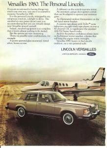 1980 Lincoln