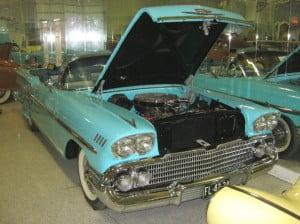 209 Chevrolet Impala 58 11 bb