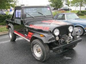 83 3 bb Jeep