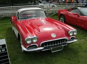 Chevrolet Corvette 58