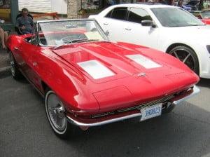 Chevrolet Corvette 63 1