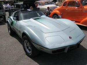 ChevroletCorvette 76 f