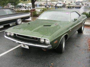 Dodge Challenger 70 23 bb