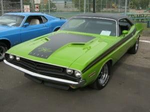 Dodge Challenger 71 11 bb