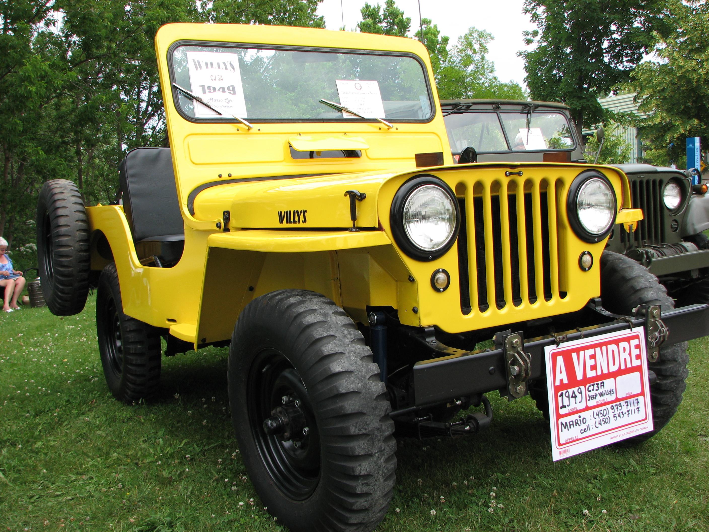 jeep pour certains le nom d origine de jeep vient initialement du projet gp w signifiant. Black Bedroom Furniture Sets. Home Design Ideas