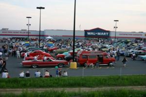 Auto Expo Cowansville (Annulé) @ Wal-Mart | Cowansville | Québec | Canada