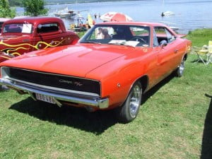 Charger 1968 -l