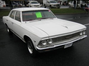 Chevrolet Chevelle 66 17 bb