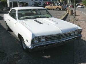 Chevrolet Chevelle 67 17