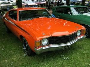 Chevrolet Chevelle 72 12 bb