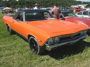 Chevrolet El Camino 68 1 bb